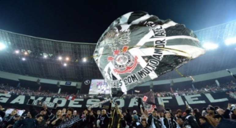 Torcida do Corinthians na final do Mundial de Clubes de 2012