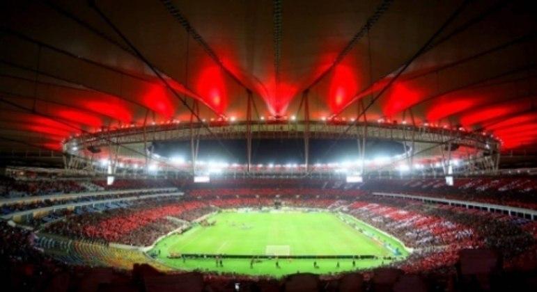 Torcida do Flamengo - Maracanã