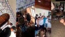 Torcida do Vasco invade São Januário e interdita salas do clube