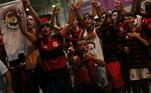 Nessa temporada, mesmo com troca de treinadores, barulho nos bastidores e pressões externas, o Flamengo se saiu melhor que o Inter no jogo decisivo do Maracanã, na penúltima rodada, e viu o rival, contra o Corinthians, desperdiçar diversas chances de vencer. Com o tropeço do Colorado, mesmo perdendo para o São Paulo no Morumbi, o Fla chegou a sua oitava conquista do Brasileirão