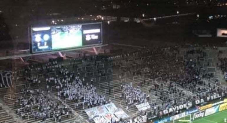 Torcidas organizadas do Corinthians do Neo Química Arena