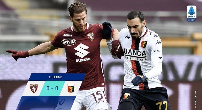 Torino 0 X 0 Genoa