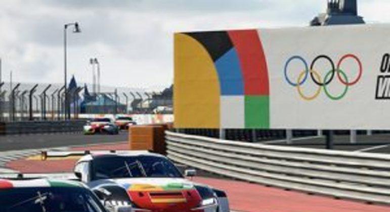 Torneio de Gran Turismo Sport nas Olimpíadas inicia etapa de classificação