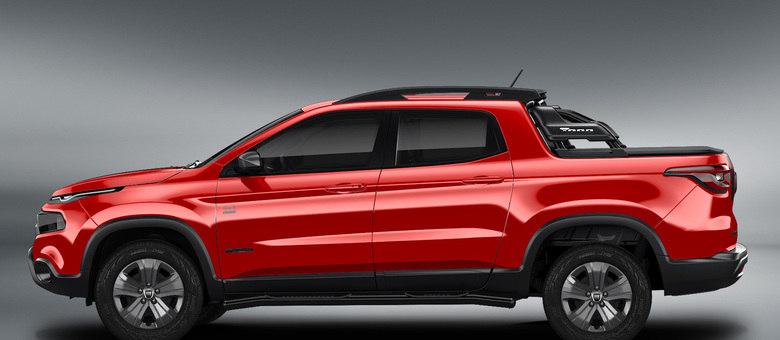 Quase sem mudanças, Fiat Toro chega à linha 2020 esperando motores turbo que chegam em 2020