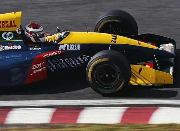 Toshio Suzuki fez duas corridas em 1993