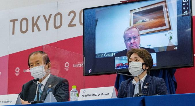 Dirigentes estão confiantes em segurança sanitária dos Jogos Olímpicos