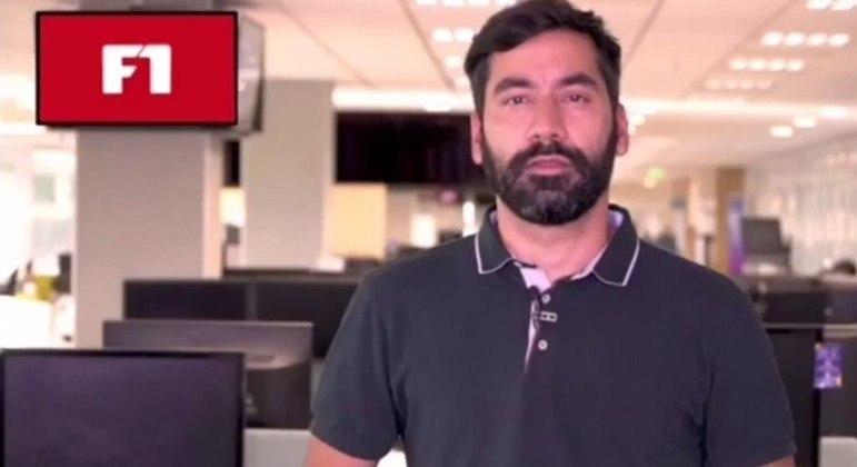 """Tossiro Neto em participação no """"Tá na Área"""" desta segunda-feira no SporTV"""