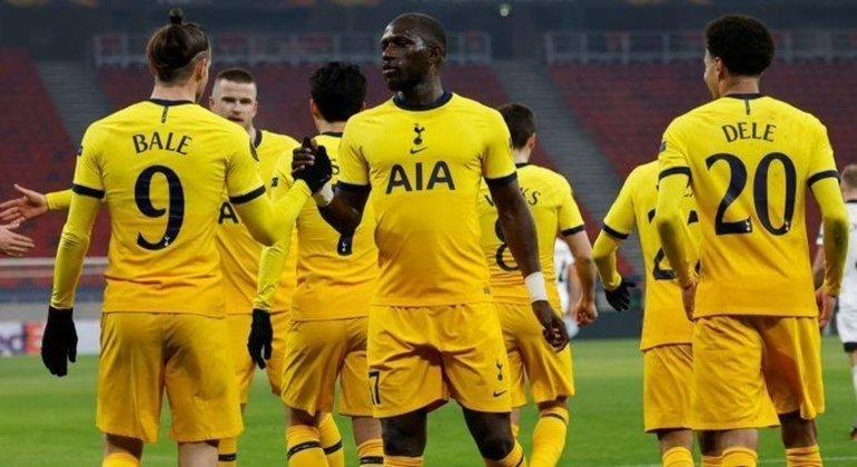 Para o Tottenham, a expectativa de uma volta sossegada em Londres, no dia 24