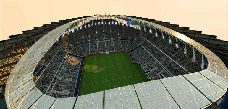 Tottenham Hotspur Stadium - Inglaterra