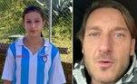 Totti, Francesco Totti, Ilenia