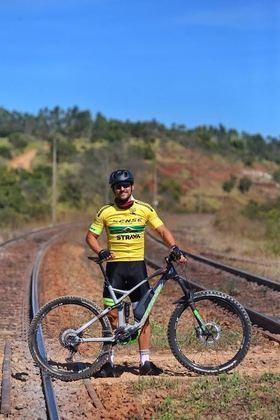 Tour do Fred - Dia 1 - 155 km - Belo Horizonte a São João del Rei