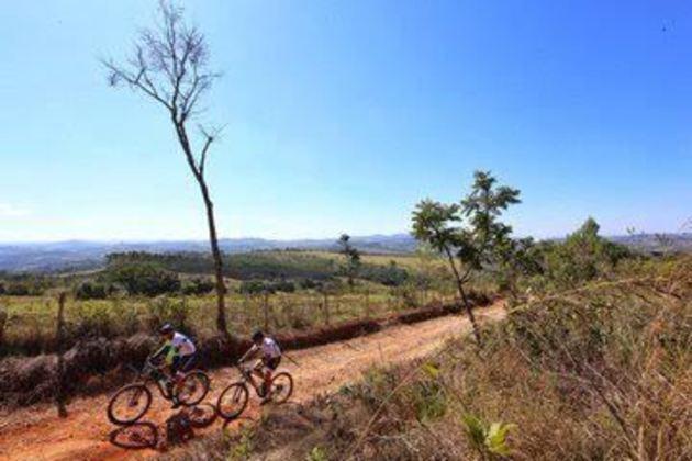 Tour do Fred - Dia 2 - 171 km - São João del Rei a Caxambu