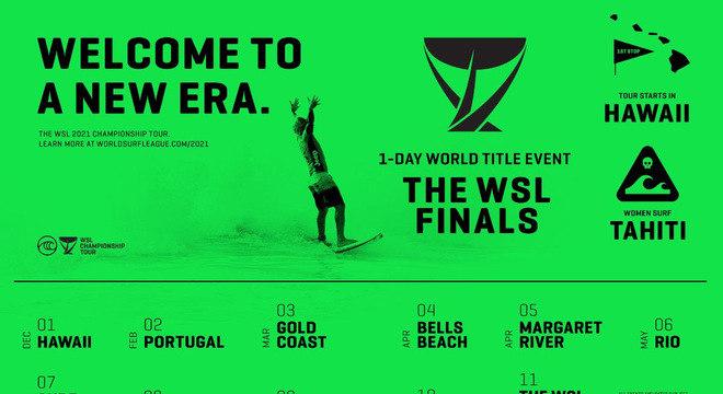 Tour Mundial de Surf 2021