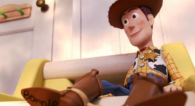Woody sente saudades dos tempo com Andy
