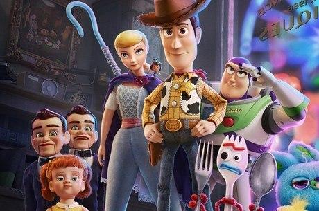 Toy Story 4liderou a venda de ingressos