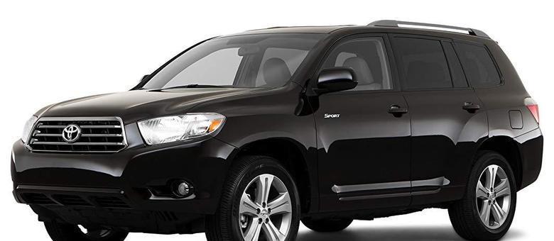 SUV Highlander é considerado líder do ranking dos carros que ficam 15 anos com mesmo dono