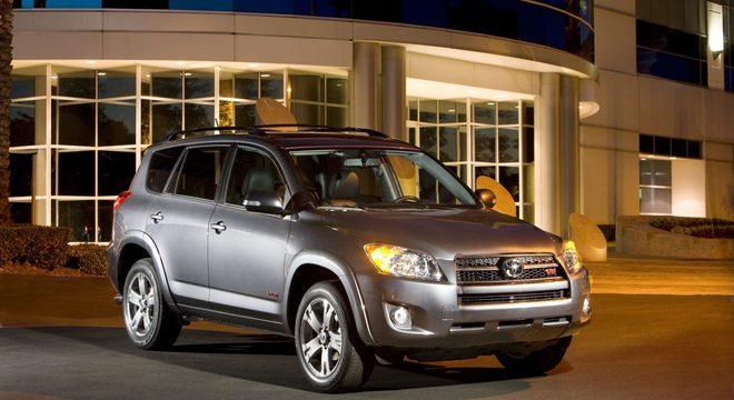 SUV mais vendido dos EUA também é o que fica mais tempo com o mesmo dono