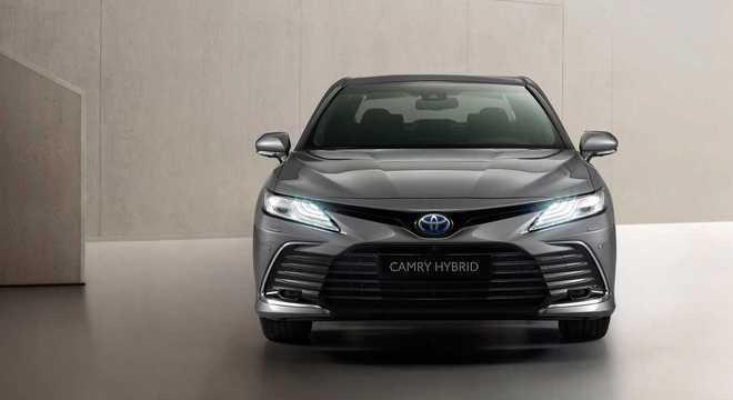Sedã conta com Toyota Safety Sense