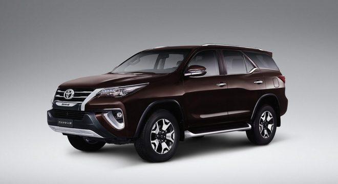 À vista SUV é vendido por R$ 300.290