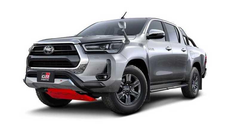 Modelo terá a Ford Ranger Storm e a nova Chevrolet S10 Z71 como concorrentes
