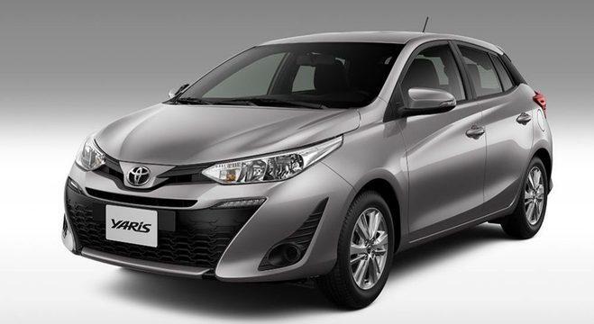Preço inicial do hatchback é de R$ 69.990