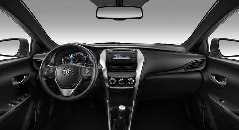 Sedan 1.5 XL Plus Connect CVT é vendido por R$ 87.290