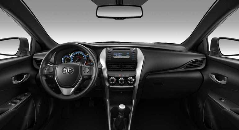 Sedan 1.5 XL Plus Connect CVT é vendido por R$ 90.490