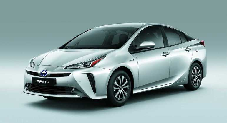 Prius foi o primeiro carro híbrido da marca no país