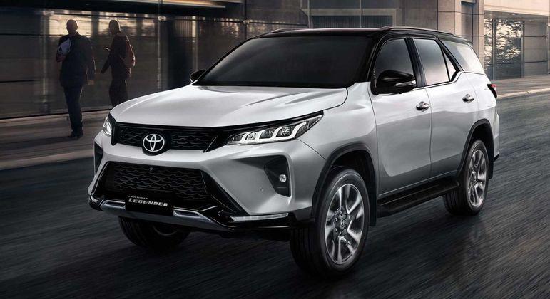 SUV pode ter motor de 2,8 litros turbodiesel de 204cv