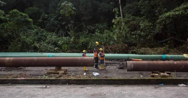 Indígenas do Equador questionam bancos por petróleo da Amazônia