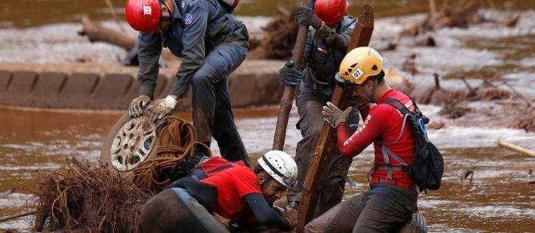 Bombeiros farão palestra sobre operação de resgate em Brumadinho