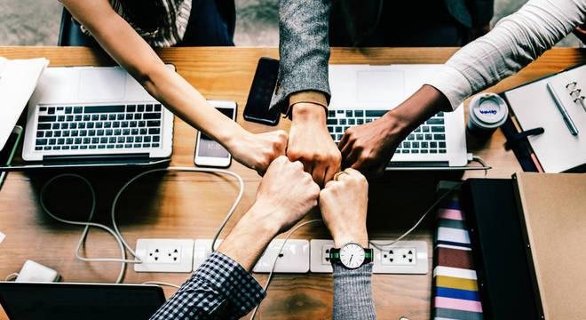 Saber trabalhar em equipe é essencial para o futuro do mercado de trabalho