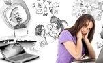 trabalho, estresse, cansaço, esgotamento, mente, emprego, trabalhador, home office, empresa, companhia
