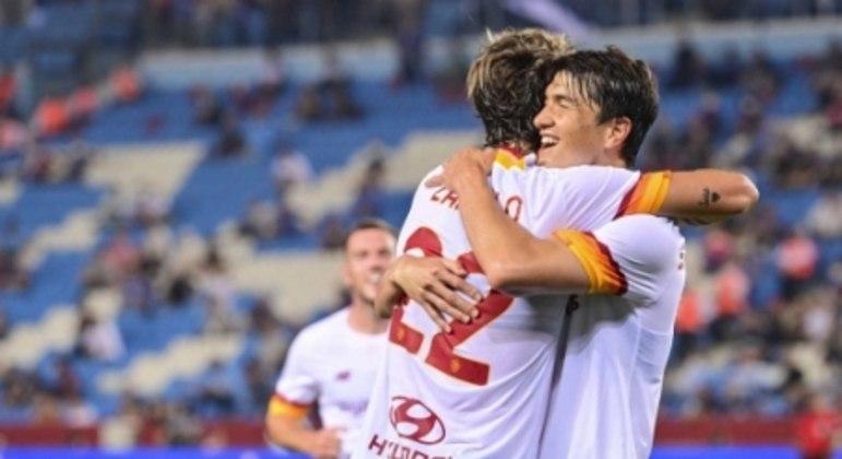 Trabzonspor x Roma
