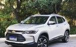 GM TrackerDe volta aos SUVs, o modelo da Chevrolet figura na 13ªposição do ranking com 49.372 vendas no ano passado