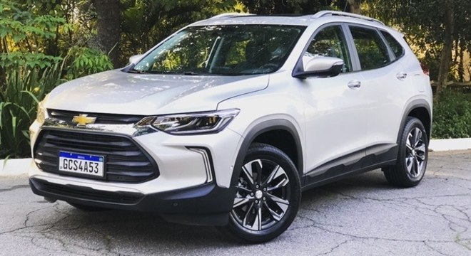 O Chevrolet Tracker foi o SUV mais vendido nos meses de setembro e outubro mas novembro o crossover da GM perdeu a posição para o antigo líder Jeep Renegade