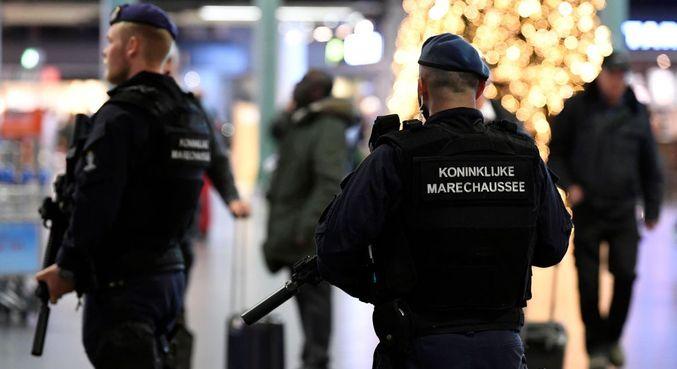 A polícia holandesa prende suposto líder de facção asiática