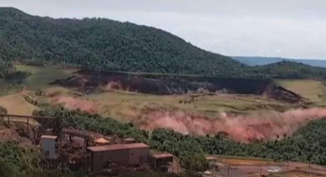 Laudo mostra que Vale sabia de problemas na barragem antes do rompimento