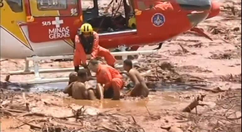 Barragem da Vale se rompeu em janeiro de 2019 e matou 270 pessoas
