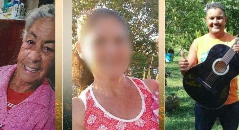 Dois idosos e outro homem, de 41 anos, foram vítimas do assassino