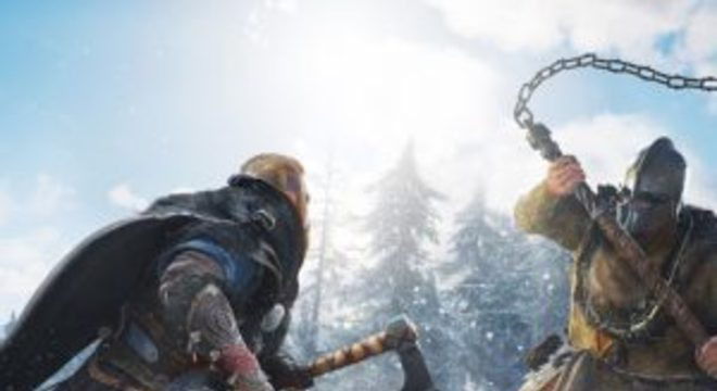 "Trailer da ""jogabilidade"" de Assassin's Creed Valhalla vira piada por mostrar zero jogabilidade"