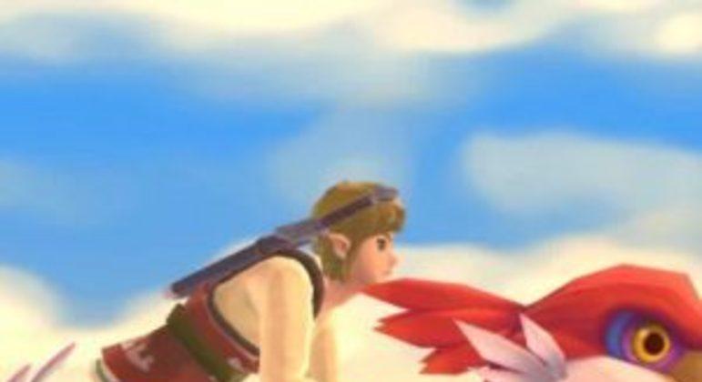 Trailer de The Legend of Zelda: Skyward Sword HD destaca as melhorias da nova versão
