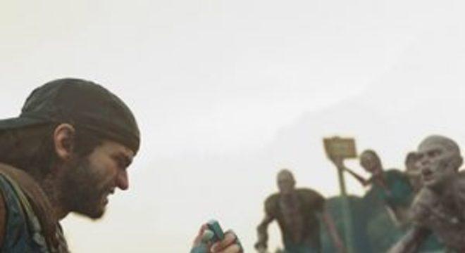 Trailer mostra a versão para PC de Days Gone
