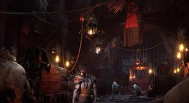 Trailer mostra jogabilidade de The Lord of the Rings: Gollum pela primeira vez