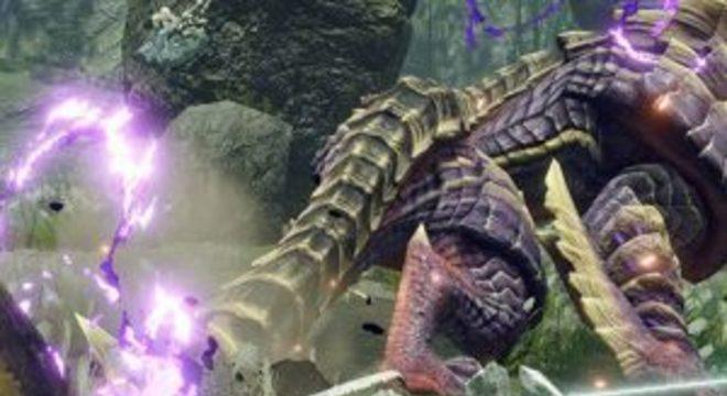 Trailer mostra mais de Monster Hunter Rise para o Switch