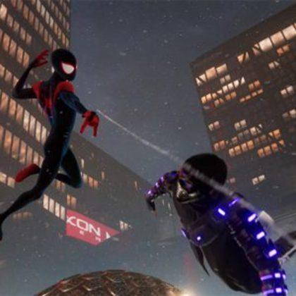Trailers mostram Homem-Aranha dos quadrinhos em Spider-Man: Miles Morales