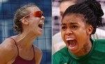 As atletas que participam das Olimpíadas de Tóquio 2020 precisam estar com os cabelos sempre presos para que os fios não atrapalhem seus desempenhos durante as competições. Muitas delas, além de prendê-los, usam tranças - seja para dar mais firmeza ou charme ao penteado. Confira exemplos e inspire-se