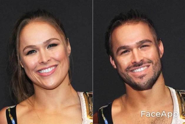 Transformação da Ronda Rousey, atleta de UFC