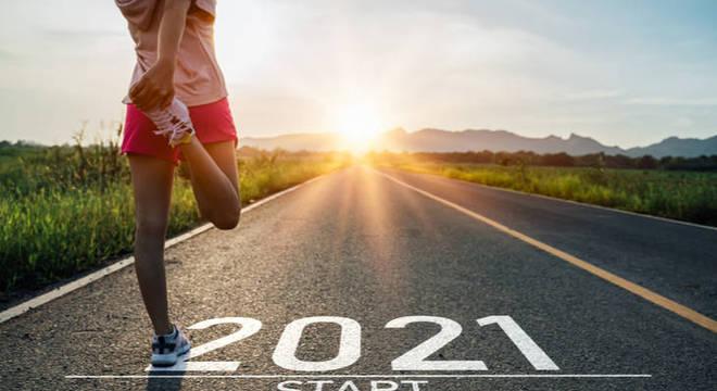 Transformação de Ano-Novo: como renovar os seus hábitos em 21 dias