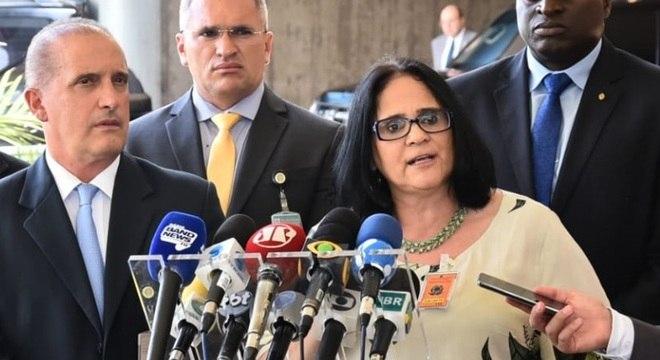 Damares Alves será a ministra da Mulher, Família e Direitos Humanos